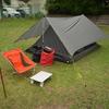 サイト作りを楽しむ第2回ソロキャンプ