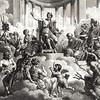 ギリシャ神話の主神オリンポス12神の解説とギリシャ・ローマ(ラテン)・英語の対応表