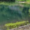 山田湖(岐阜県飛騨)