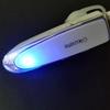 Glazata Bluetooth 日本語音声ヘッドセット 片耳用 EC200