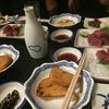 ふくべで日本酒とくさや(日本橋)