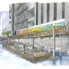 #832 日本橋川に船着場新設・人道橋架橋 (仮称)内神田一丁目計画