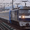 第1162列車 「 甲52 東京メトロ 17000系(17102f)の甲種輸送を狙う 」