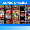様々なソニックゲームを1作品でプレイ 昔のゲームをまとめたソニックゲーム 4選