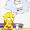 シーズン7、第5話「リサとマッカートニーはベジタリアン:Lisa the Vegetarian」