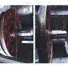 ハンマーナイフモアのカッターシャフトの修理・バランス調整について