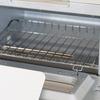 BALUMUDAのトースターの掃除をしていたら、グリルを正しく取り付けられてなかったことに気づいた
