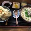 🚩外食日記(509)    宮崎  🆕 「手打ちうどん げん天」より、【おすすめの定食】‼️