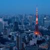 六本木ヒルズ展望台 東京シティビューの夜景を撮りに行ってみた