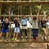 6年生と遠足へ 〜 サッカー + One