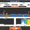 【Zwift】Escalating 3min VO2max_20210321