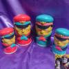 アーケード筐体『拳聖土竜』のベガ人形