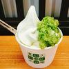 仙台でもご当地ソフトクリーム~JR仙台駅「喜久水庵」のずんだソフトクリーム