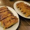 【茅場町】東京ぎょうザ「IZUバル」のトマトリゾット餃子