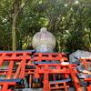 稲荷山⑨:御幸辺を行く(三徳社〜御幸奉拝所)