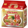 東洋水産 「マルちゃん正麺」の麺の正体は?