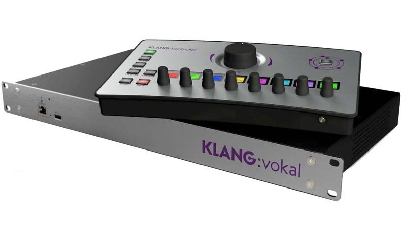 イマーシブ・インイア・モニター・システムのKLANG TECHNOLOGIES Klang:KontrollerとKlang:Vokalが登場