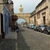 グアテマラ 石畳の街 古都 アンティグア観光