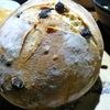 素朴なフランスのパン