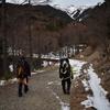 厳冬期東稜へ再び…横岳