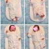 赤ちゃんの手足のバタバタ、ジェネラルムーブメント!
