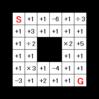 計算迷路:問題9