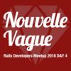 Rubyist が学び合うカンファレンス「Rails Developers Meetup 2018 Day 4」に参加した