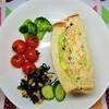 野菜たっぷりアボカドとツナマヨのサンドイッチの作り方。