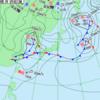 元・台風1号の熱帯低気圧が梅雨前線を刺激