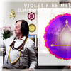 VLOG-010 : Violet Fire Meditation