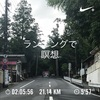 無心になれる20㎞走【走り込み期9-2-1】リディアード式(eA式)マラソントレーニング記録