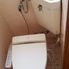狭い空間には最新のタンクレストイレを!