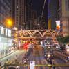 201607香港旅行記その5 銅鑼湾駅、春秧街