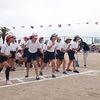 チャレンジ運動会④ 6年生徒競走