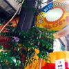 脆皮鮮奶甜甜圈*(台湾観光)