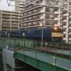 EF64 4重連の返却を見に松本駅周辺に