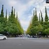 【東京】時間が余ったら公園散策へ