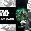 STAR WARSとのコラボ ダーツライブカード発売