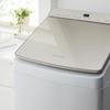 Panasonicの新型縦型洗濯機は自動投入がついた!