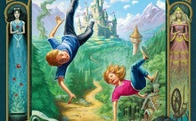 「glee/グリー」の俳優による全米ベストセラーの冒険ファンタジー「The Land of Stories」