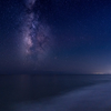 海岸線の銀河