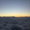クアラルンプール国際空港経由で帰国