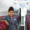 まだ知らない【マレーシア航空の美人CAさん】アホなわたしは、経済指標よりも美女の笑顔に目が行くもので