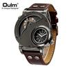 【Aliexpressで海外通販!】Oulm 「9591」腕時計レビュー