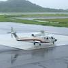 直昇、島々結ぶヘリコプター(東京愛らんどシャトル(Sikorsky S-76C+・東邦航空株式会社))