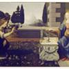 ダヴィンチ「受胎告知」 これも蛇神への人身御供の絵