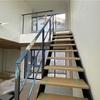【現場見学】洗面台、階段、タイル施工!