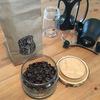 【コーヒー】たまには至福のコーヒータイム ローストしたての豆の香りは最高!