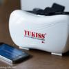 【 VR ゴーグル】Yukiss 3D メガネ VR ゴーグルを買った
