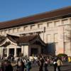 新春イベント!東京国立博物館に「初詣」し、美術品に無病息災を祈る。